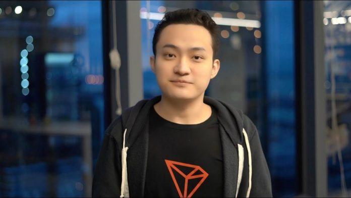 TRON CEO'su Justin Sun