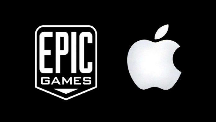 Epic ve Apple