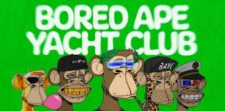 The Bored Ape Yacht Club